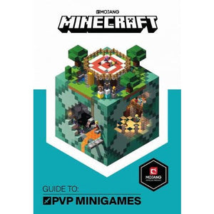 Minecraft Guide to PVP Minigames: An Official Book from Mojang - Egmont 9781405288965
