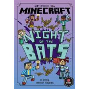 Minecraft: Night of the Bats (Minecraft Woodsword Chronicles #2) - Egmont 9781405293815