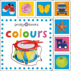 Mini Tab Colours - Priddy Books 9781783417506