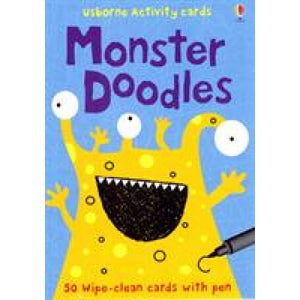 Monster Doodles - Usborne Books
