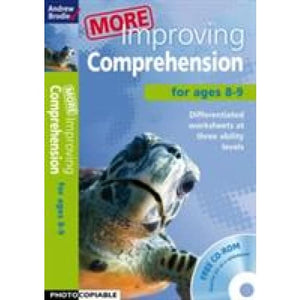 More Improving Comprehension 8-9 - Bloomsbury Publishing