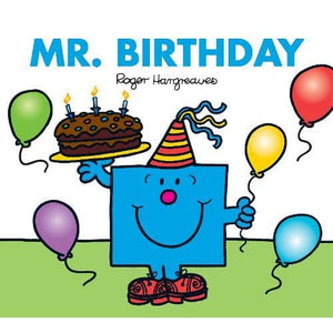 Mr. Birthday - Egmont 9781405290258
