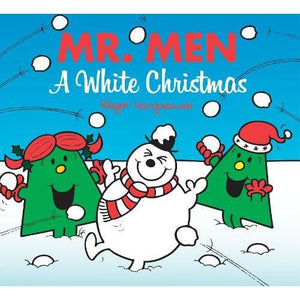 Mr. Men A White Christmas - Egmont 9781405279536