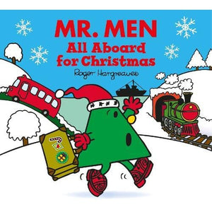Mr. Men: All Aboard for Christmas - Egmont 9781405281713