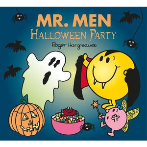 Mr. Men: Halloween Party - Egmont 9781405281690