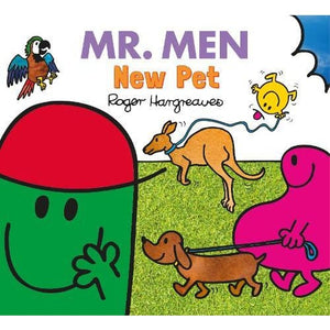 Mr. Men New Pet - Egmont 9781405290708
