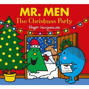 Mr. Men: The Christmas Party - Egmont 9781405279550