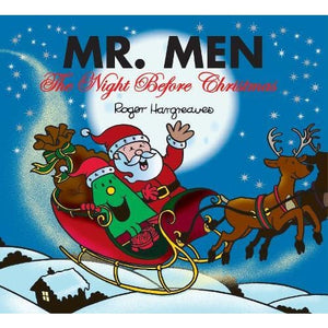 Mr. Men The Night Before Christmas (Mr. and Little Miss Picture Books) - Egmont 9781405279451