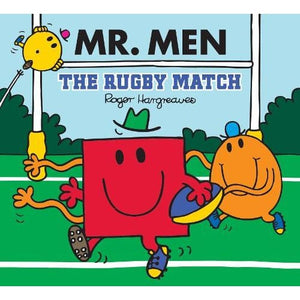 Mr Men: The Rugby Match - Egmont 9781405290265