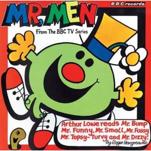 Mr Men (Vintage Beeb) - BBC Audio 9781471322983