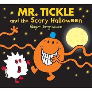 Mr. Tickle and the Scary Halloween - Egmont 9781405290524