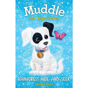 Muddle the Magic Puppy Book 4: Rainforest Hide-and-Seek - Imagine That Publishing 9781789580372