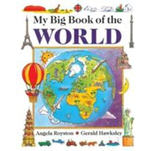 My Big Book of the World - Anness Publishing 9781843228936