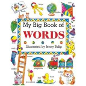 My Big Book of Words - Anness Publishing 9781861473257