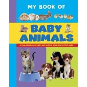 My Book of Baby Animals - Anness Publishing 9781861476623