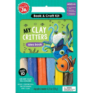 My Clay Critters Klutz - 9780545932400