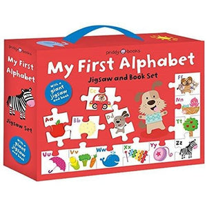 My First Alphabet Set - Priddy Books 9781783416899