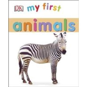 My First Animals - Dorling Kindersley 9780241185476