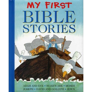 My First Bible Stories - Anness Publishing 9781861477378