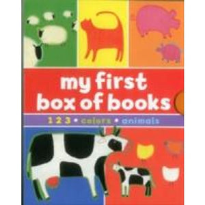 My First Box of Books - Anness Publishing 9781861474162