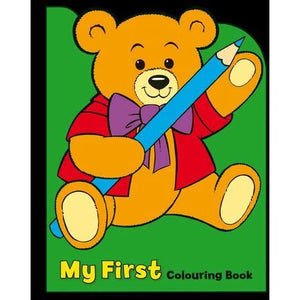 My First Colouring Book: Bear - Award Publications 9781841350165