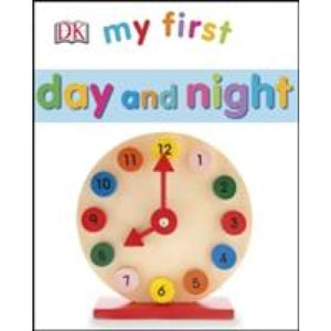 My First Day and Night - Dorling Kindersley 9780241281536