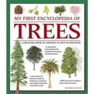 My First Encyclopedia of Trees (Giant Size) - Anness Publishing 9781861478252