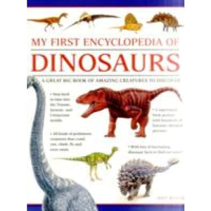 My First Encylopedia of Dinosaurs (Giant Size) - Anness Publishing 9781861478207