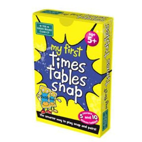 Image of My First Maths Snaps - Green Board Games PACK 3