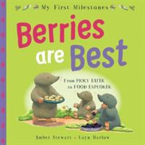My First Milestones: Berries Are Best - Oxford University Press 9780192768506