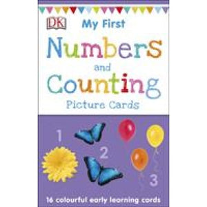 My First Numbers and Counting - Dorling Kindersley 9780241316535