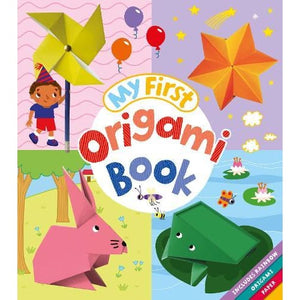 My First Origami Book - Arcturus Publishing 9781788287098