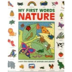 My First Words: Nature (Giant Size) - Anness Publishing 9781861477705
