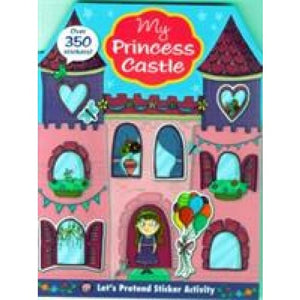 My Princess Castle - Priddy Books 9781783411641