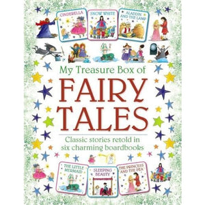 My Treasure Box of Fairy Tales - Anness Publishing 9781861478450