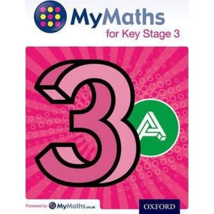 MyMaths for Key Stage 3: Student Book 3A - Oxford University Press 9780198304654