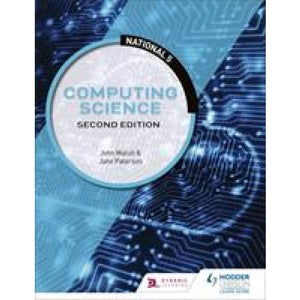 National 5 Computing Science: Second Edition - Hodder Education 9781510426948