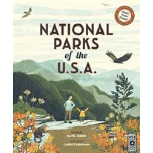 National Parks of the USA - Wide Eyed Editions 9781847809766