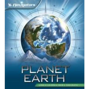 Navigators: Planet Earth - Pan Macmillan 9780753432556