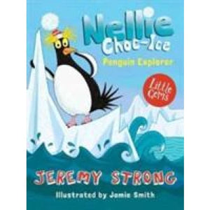 Nellie Choc-Ice Penguin Explorer - Barrington Stoke 9781781127216