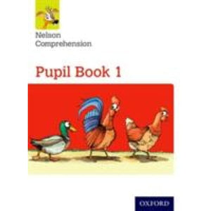 Nelson Comprehension: Year 1/Primary 2: Pupil Book 1 (Pack of 15) - Oxford University Press 9780198368120