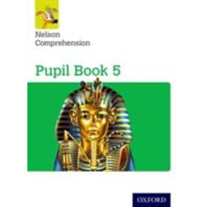 Nelson Comprehension: Year 5/Primary 6: Pupil Book 5 (Pack of 15) - Oxford University Press 9780198368205