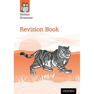 Nelson Grammar Revision Book Year 6/P7 - Oxford University Press 9781408523988