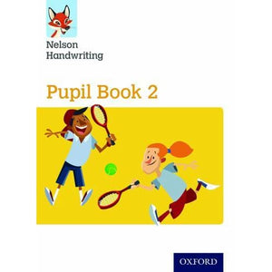 Nelson Handwriting: Year 2/Primary 3: Pupil Book 2 Pack of 15 - Oxford University Press 9780198368540