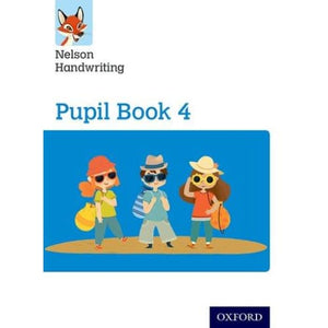 Nelson Handwriting: Year 4/Primary 5: Pupil Book 4 Pack of 15 - Oxford University Press 9780198368588