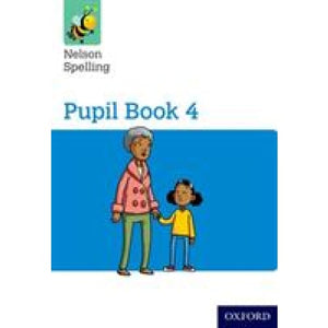 Nelson Spelling Pupil Book 4 Pack of 15 - Oxford University Press 9780198358725