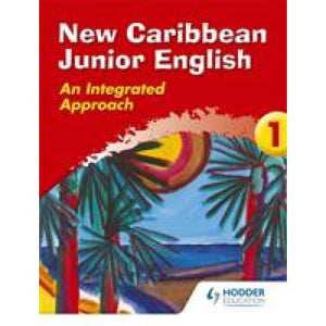 New Caribbean Junior English Book 1 - Hodder Education 9780602252403