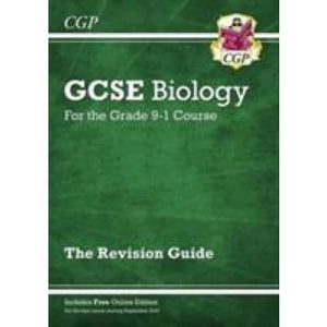 New Grade 9-1 GCSE Biology: Revision Guide with Online Edition - CGP Books 9781782945765