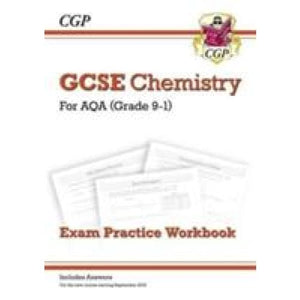 New Grade 9-1 GCSE Chemistry: AQA Exam Practice Workbook (with answers) - Higher - CGP Books 9781782944935