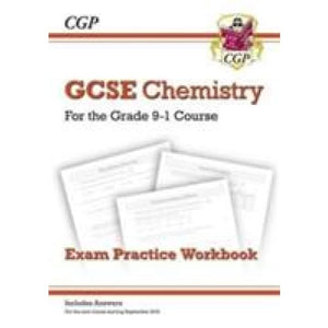 New Grade 9-1 GCSE Chemistry: Exam Practice Workbook (with Answers) - CGP Books 9781782945260
